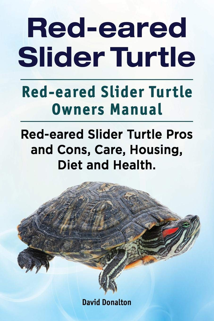 Buy Red-eared Slider Turtle  Red-eared Slider Turtle Owners Manual