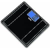 Tanita HD-382 150KG Capacity Sleek Glass Digital Bathroom Scale LCD Display