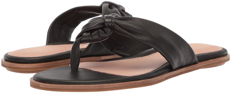 0c69242599769e Taryn Rose Women s Karissa Sheep Nappa Flat Sandal  Amazon.co.uk  Shoes    Bags
