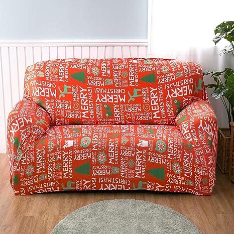 Amazon.com: Fundas de sofá universales para decoración de ...