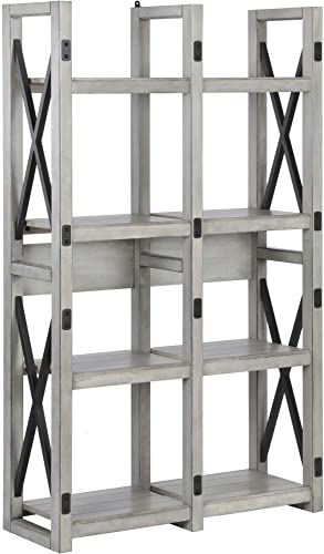 Ameriwood Home Wildwood Bookcase Room Divider - the best modern bookcase for the money