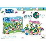 Canal Toys - CT01207 - Pâte à Modeler - Peppa Pig - le Château
