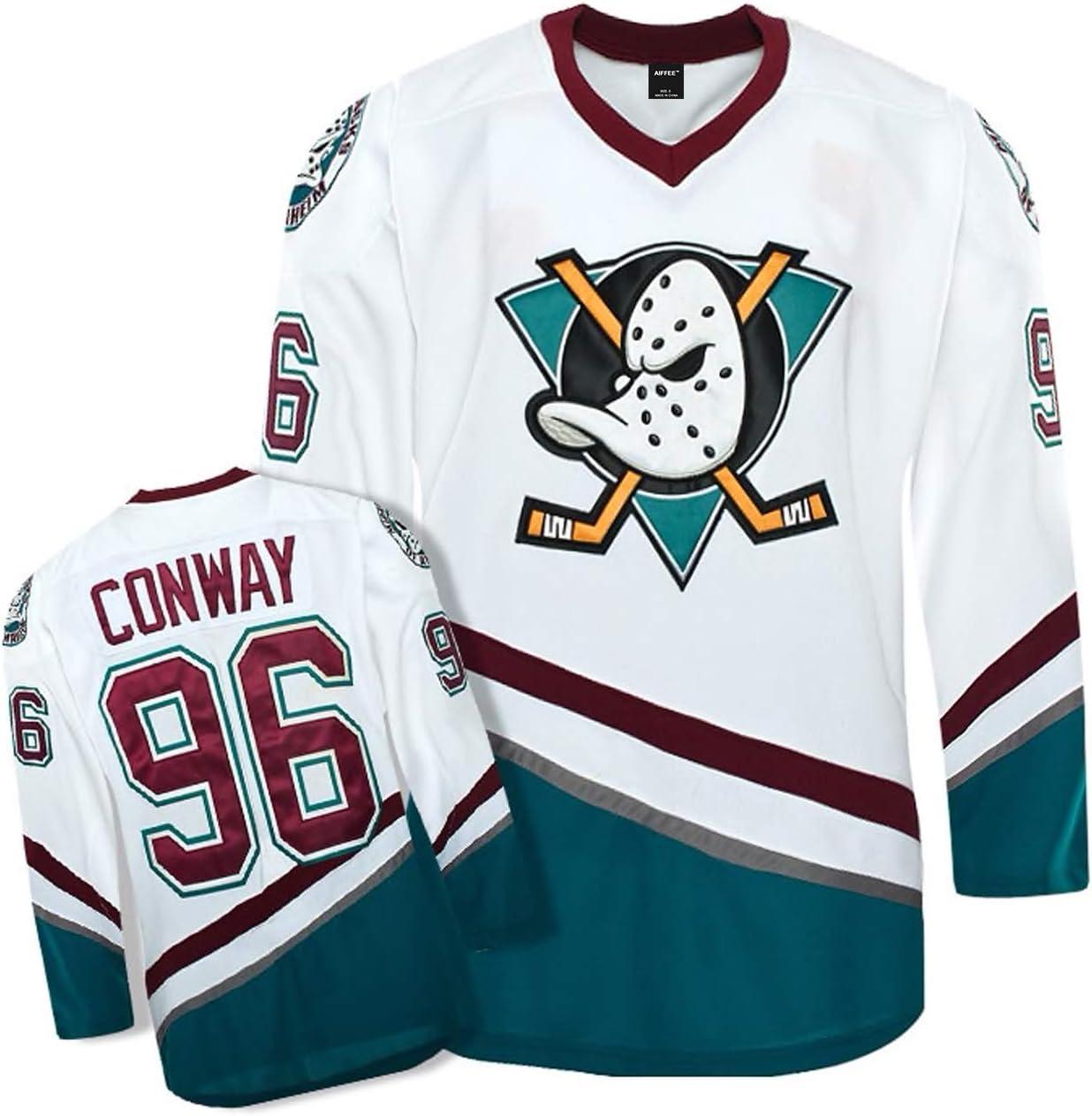 white ducks jersey