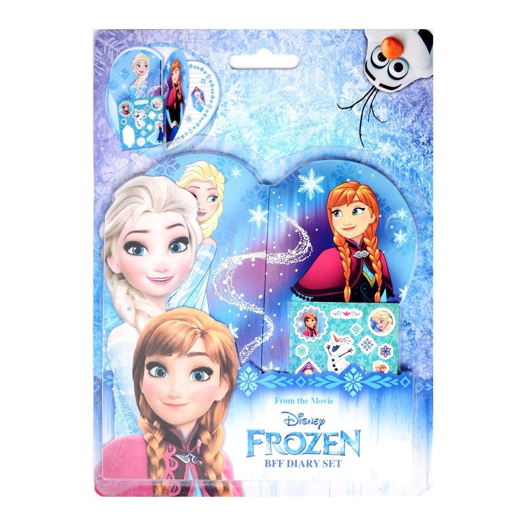 Disney Frozen FR17237 - Juego de Agenda BFF: Amazon.es ...