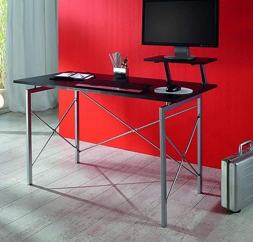 Galdem® Escritorio Ordenador Mesa de Trabajo Mesa Oficina Mesa pc ...