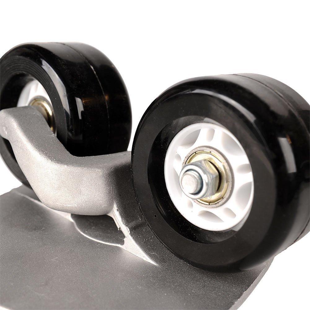 Aprettysunny 1 Pair Drift board Aluminium alloy Freeline Sports