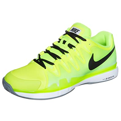 4d09994c430f1c NIKE - Zoom Vapor 9.5 Tour Clay Men s Tennis Shoes (Green Black) - EU 44