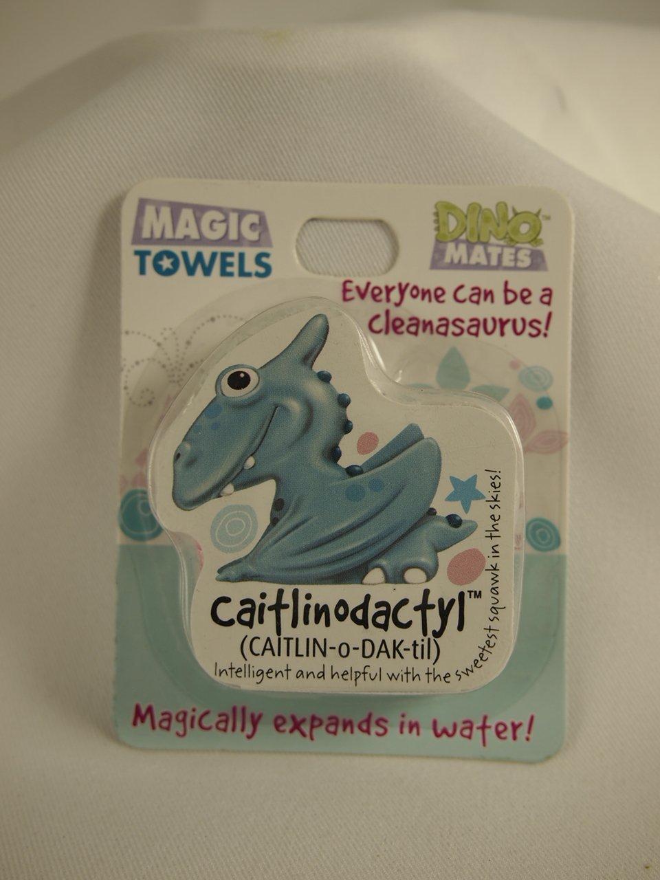 John Hinde DinoMates Magic Towel, Caitlin by John Hinde Curteich, Inc.   B008BV7RH4
