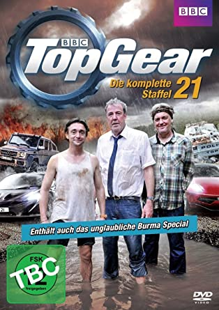 Top Gear: Season 21 [2 DVDs] [Alemania]: Amazon.es: Jeremy Clarkson, Richard Hammond, James May, diverse, Jeremy Clarkson, Richard Hammond: Cine y Series TV