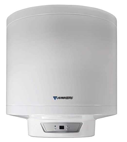 Junkers Grupo Bosch Termo Electrico 35 litros Elacell Excellence | Calentador de Agua Vertical y Horizontal, Resistencia Ceramica, 2000w