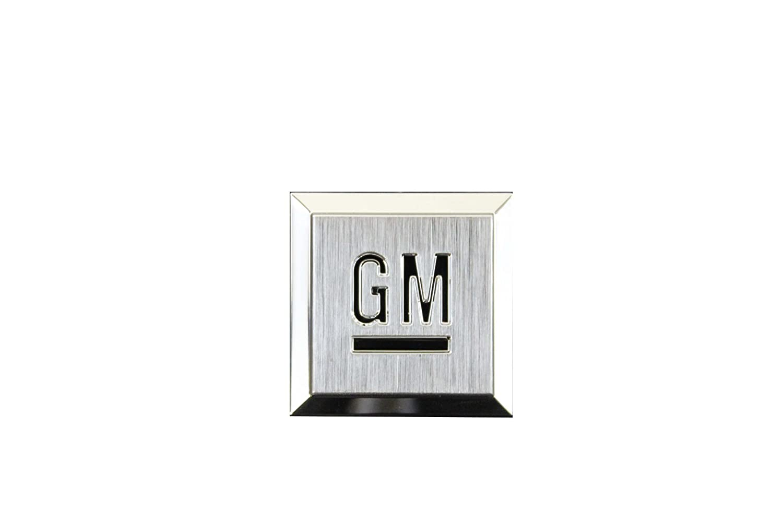 Genuine GM Accessories 15223484 Front Emblem