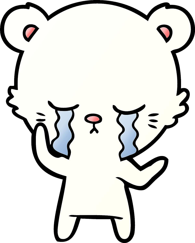 Amazon.com: Triste Llorando Kawaii Kitty diseño de gato ...