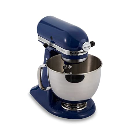 Stand Mixer In Blue Willow