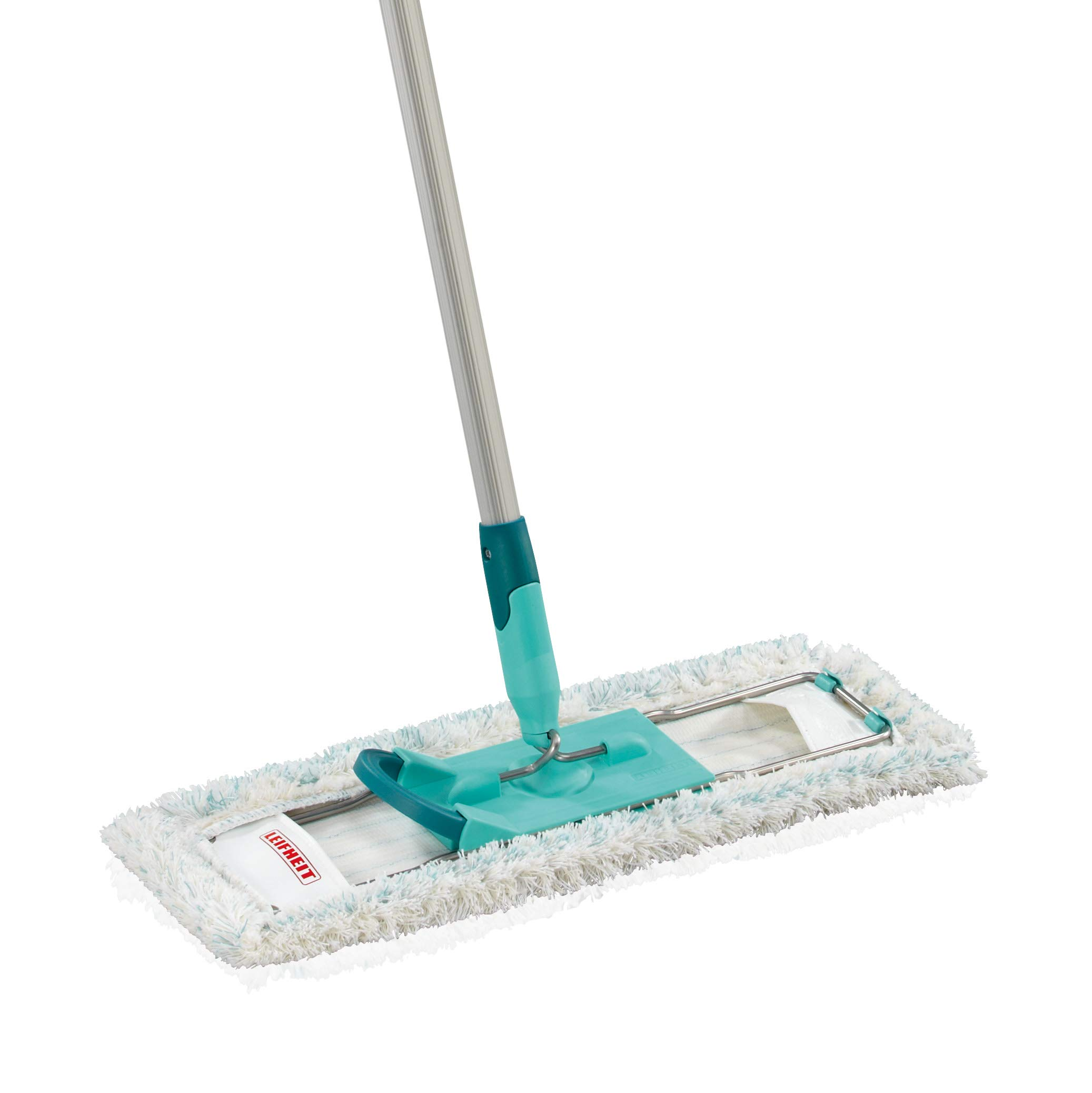 Leifheit Profi Cotton Plus Floor Wiper with Aluminium Handle, Mop, 55020 by Leifheit (Image #1)