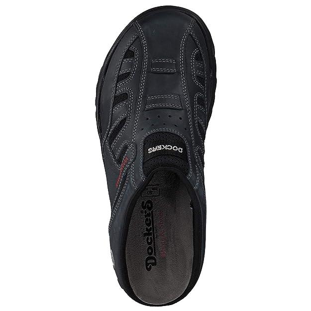 Dockers by Gerli 36li005 zapatos caballero sandalias sandalias Clogs 36li005-112600