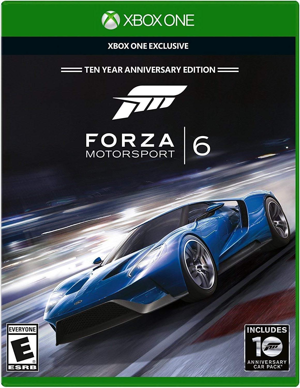 Forza Motorsport 6}