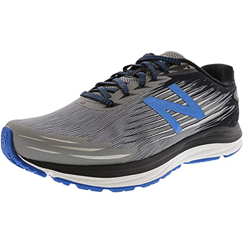 new balance chaussures de course synact stability homme gris