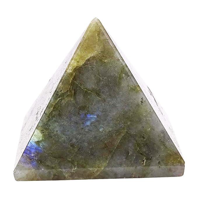 3er Pyramiden Pendel Energie Bergkristall