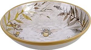 Certified International Bee Sweet 144 oz. Pasta/Serving Bowl, Multi Colored