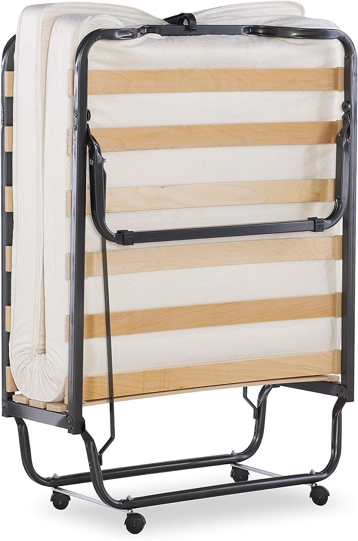 Linon Home Décor Memory Foam Folding Bed