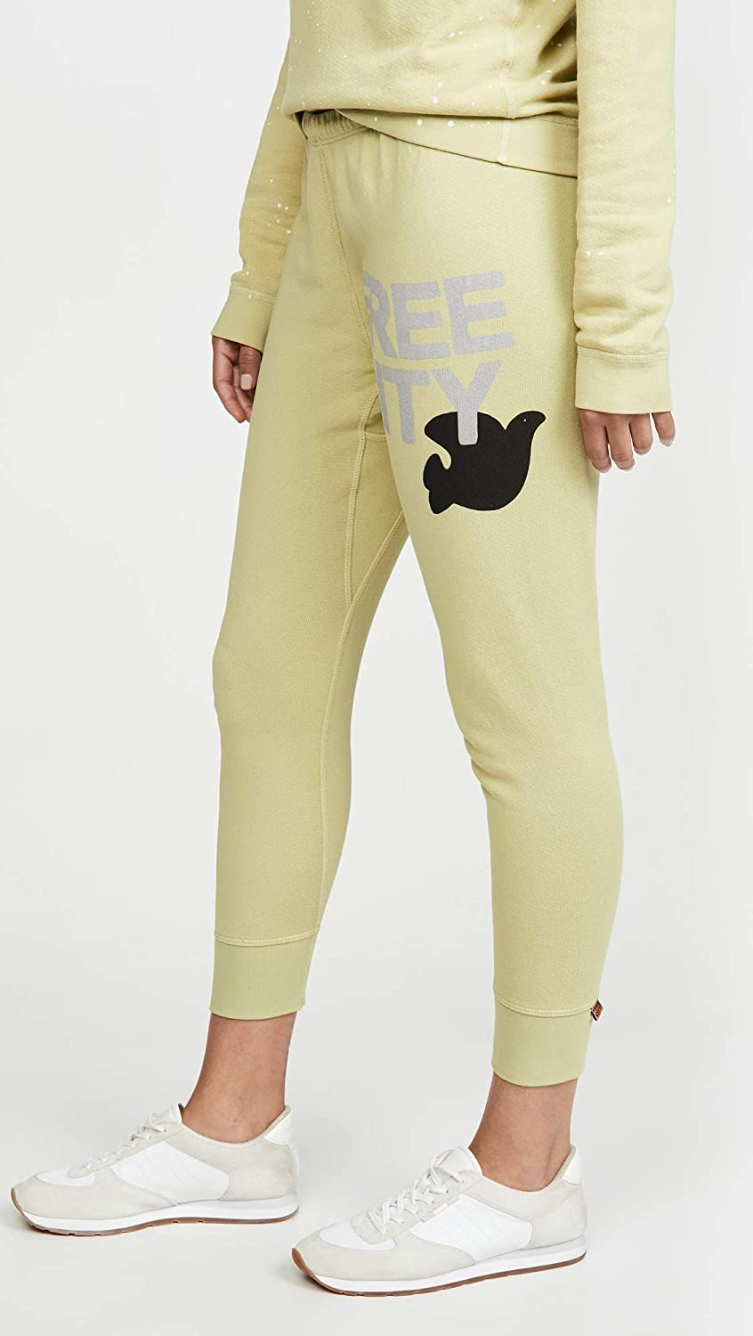 FREECITY Womens Sweatpant