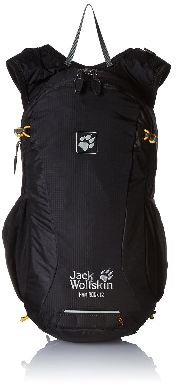 Jack Loup Roche Jambon Peau 12 Sac À Dos Sac À Dos Noir 6oOFIWl