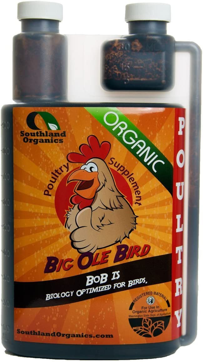Big Ole Bird - Poultry Probiotic & Poultry Supplement