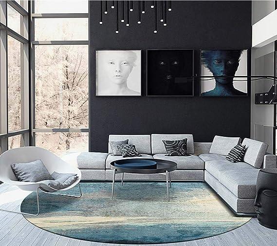 Amazon.com: ZCXBB - Moderna alfombra de estilo moderno y de ...