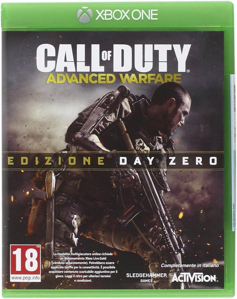 Call of Duty Advanced Warfare: Amazon.es: Videojuegos