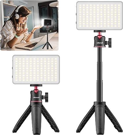 Videokonferenz Beleuchtung Set 1 Packung Vijim Kamera