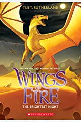 Wings of Fire #5 The Brightest Night Paperback