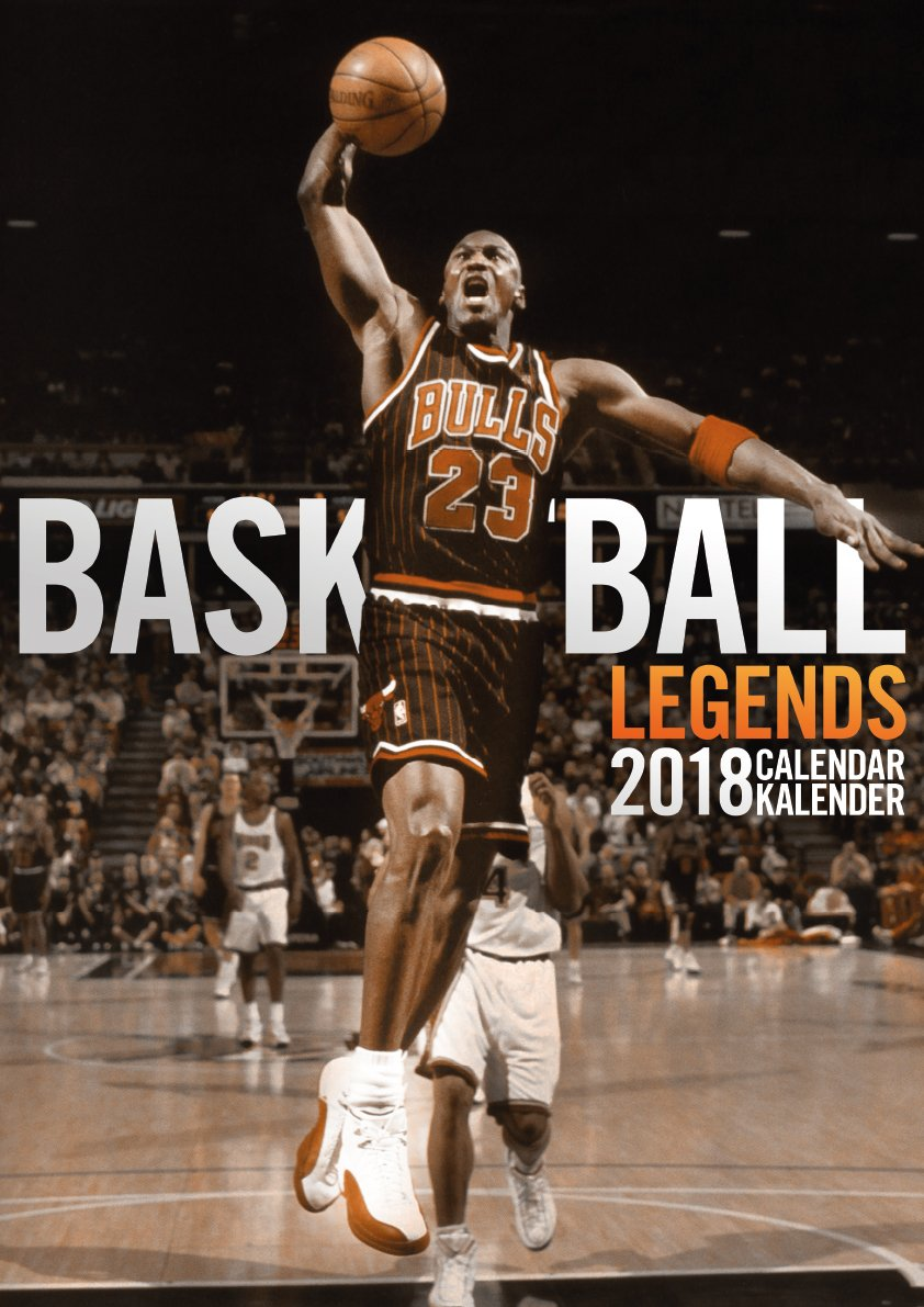 Basketball Legends 2018: Amazon.de: Michael Jordan, Larry Bird ...