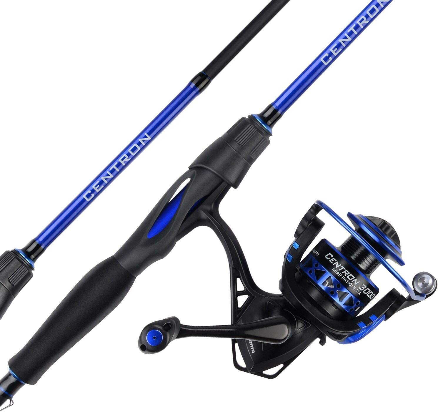 Amazon Com Kastking Centron Spinning Combos 6ft Medium Split Handle 2000 Reel Sports Outdoors