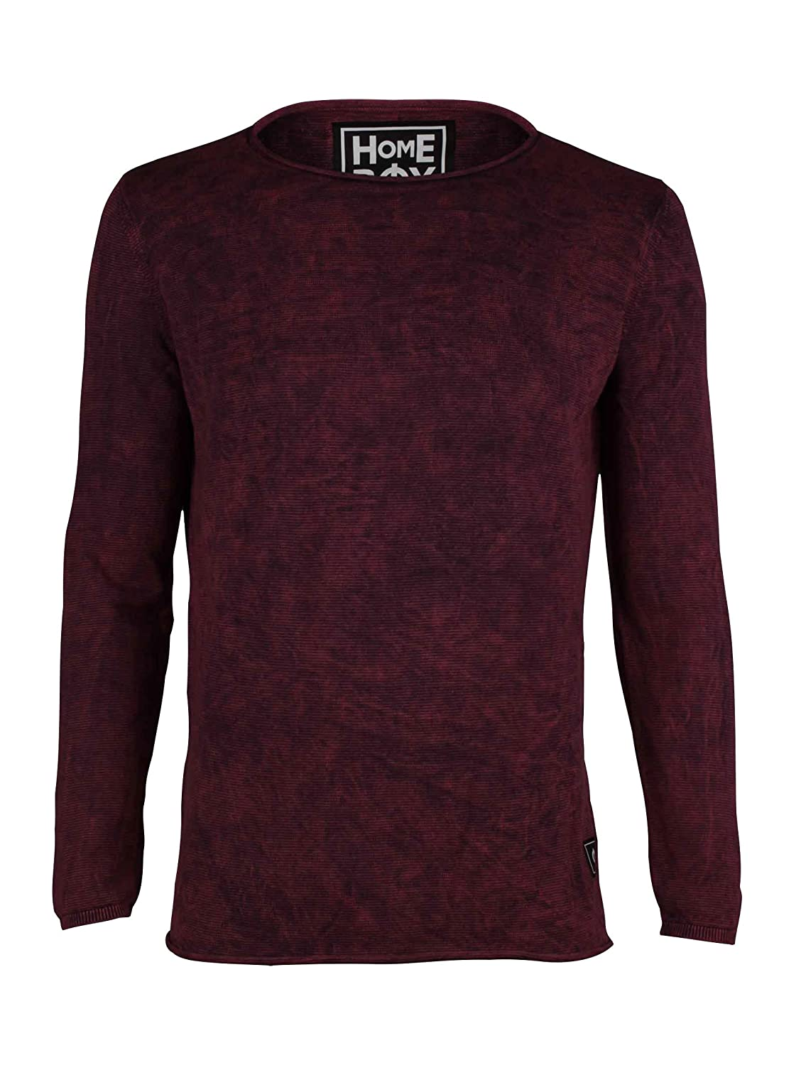 Homeboy Loud Couture Herren Pullover Stay Gold Knit Sweater 12-Hb-Ks-01-16-00