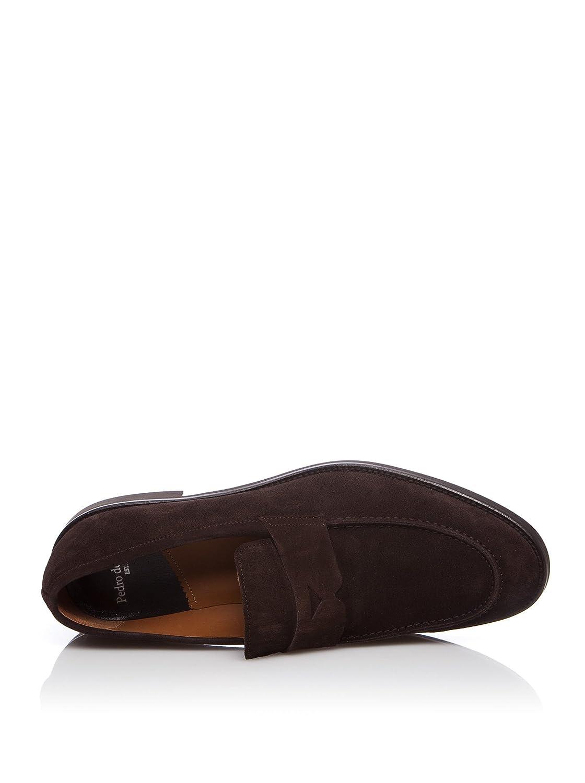 Pedro del Hierro Mocasines Antifaz Marrón Oscuro EU 44: Amazon.es: Zapatos y complementos