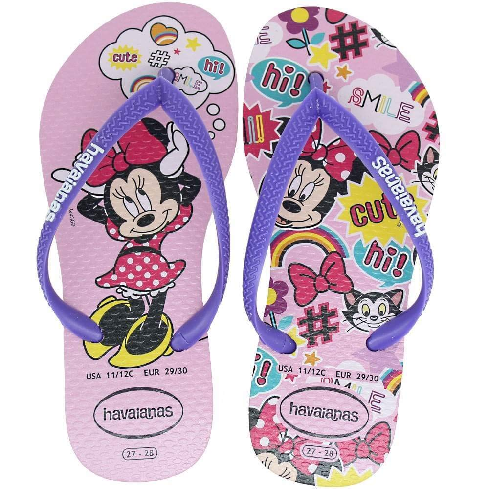 Havaianas 4130287.2108.I Flip Flops Kind Pink 2930