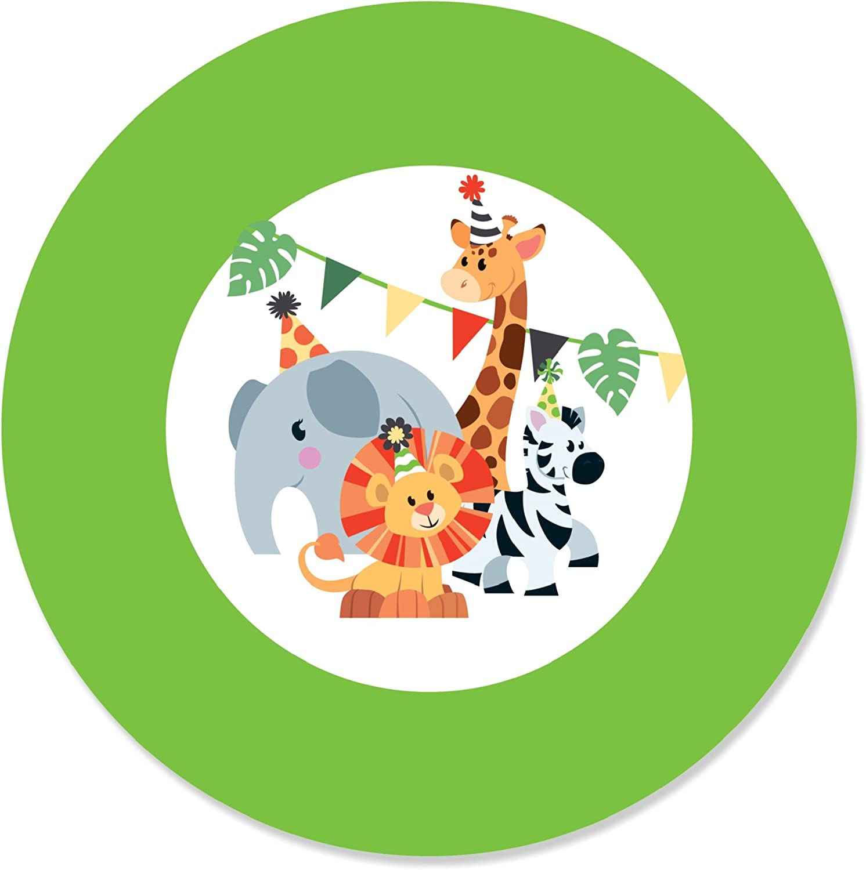 Safari animals theme centerpieces safari birthday decorations safari birthday gets table jungle animals PRICE PER 1