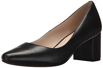 Cole Haan Women's Justine Suede Block Heel Pumps