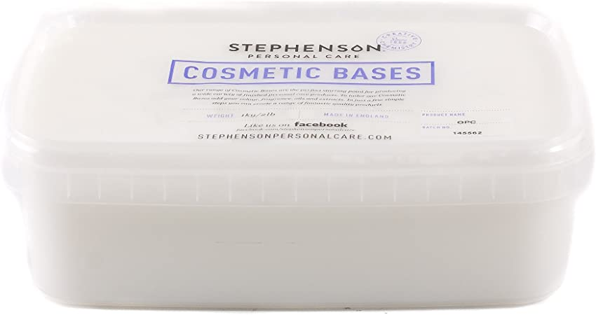 Mystic Moments - Mantequilla de baño (Crystal OPC) – Jabón de 1 kg ...