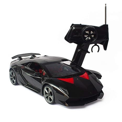 Buy Toyscentral Lamborghini Sesto Elemento Remote Control Car 1 14