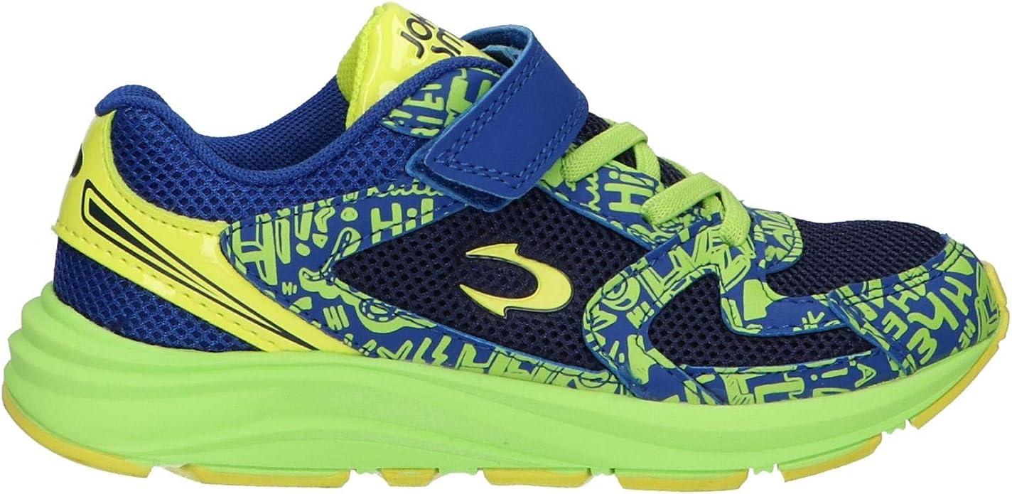 Zapatillas Deporte de Niño y Niña JOHN SMITH RIXON 19V Multicolor: Amazon.es: Zapatos y complementos