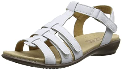 8424b9cd14e Hotter Women s Sol Open-Toe Sandals  Amazon.co.uk  Shoes   Bags