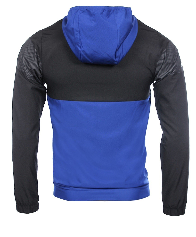 Lacoste Sport Chándal para hombre, blau - schwarz - weiß, 3 ...