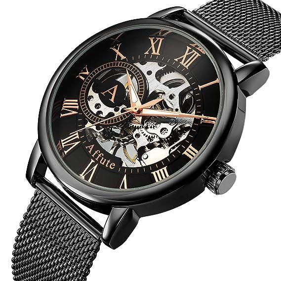 Reloj mecánico para hombre edb777194c83
