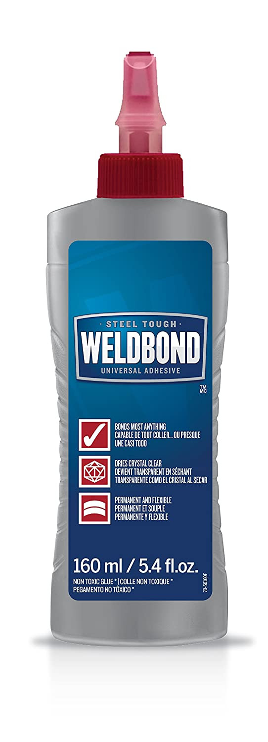 Weldbond 8-50160 Multi-Purpose Adhesive Glue, 1-Pack Frank T Ross and Sons