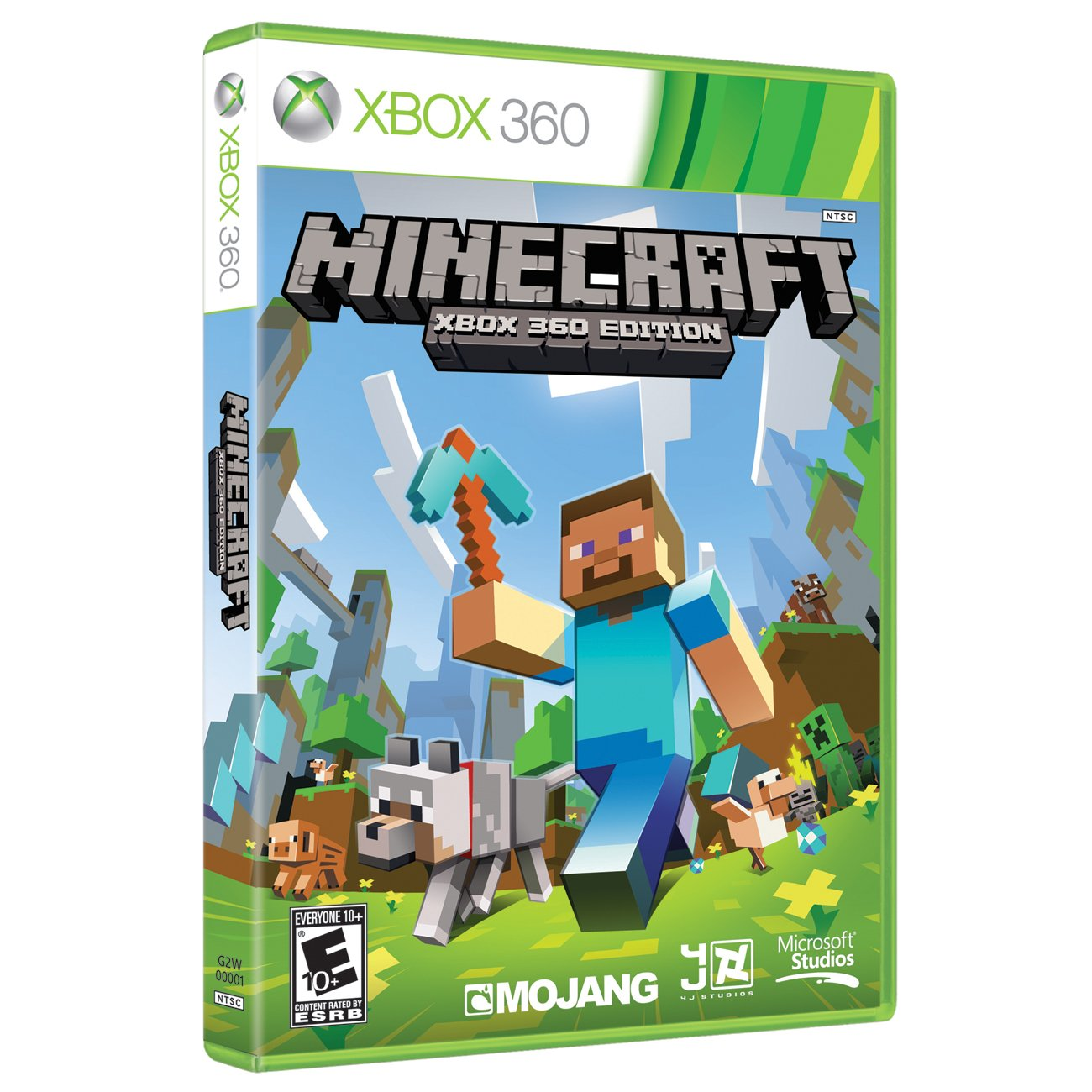 Buy Minecraft (Xbox 11) Online at Low Prices in India  Microsoft