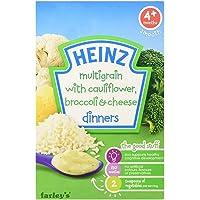 Heinz Dinners Cauliflower & Broccoli Cheese 4mth+ (125g)