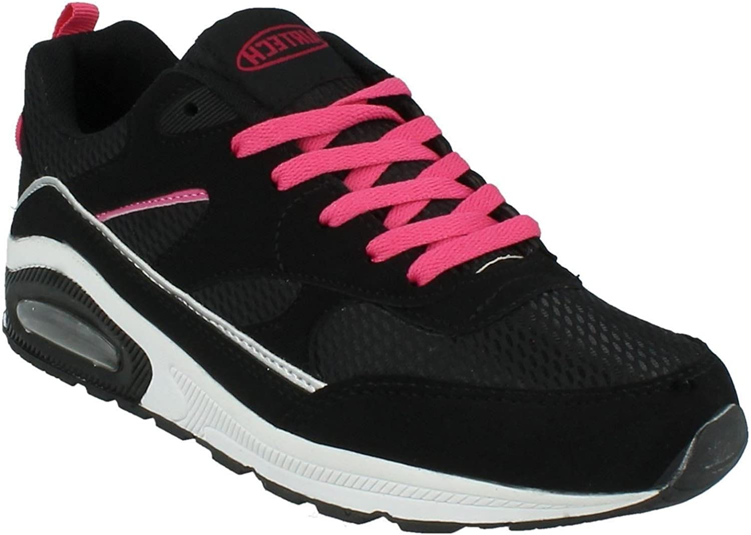 Womens Ladies Air Tech Girls Lace Up