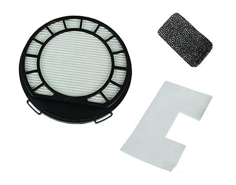 KgaSupplies Type 69 Hepa Filter Kit For Vax C87-PVXP-P C87-VC-B C88-T2-P Vacuum Cleaners