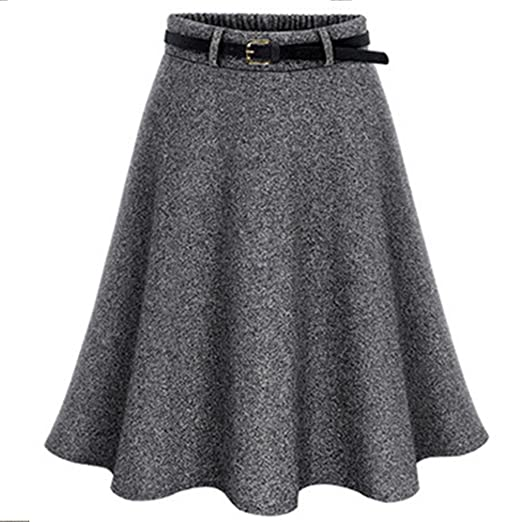 Pleated Wool Skirt Viyella Vine Woolen Size Eur38 40 X Uk10 12 Lining Side Pockets